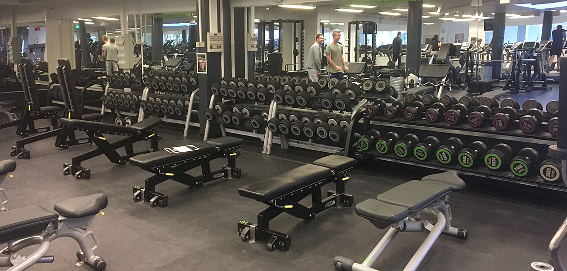 fitness norgesgade esbjerg