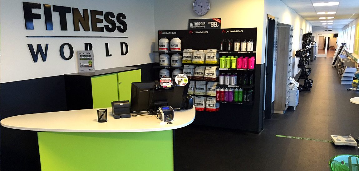 fitness world holstebro