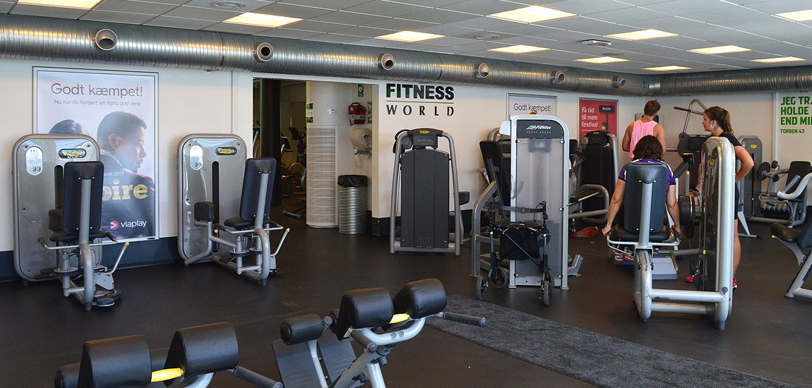 swingerklub randers fitness world kokkedal