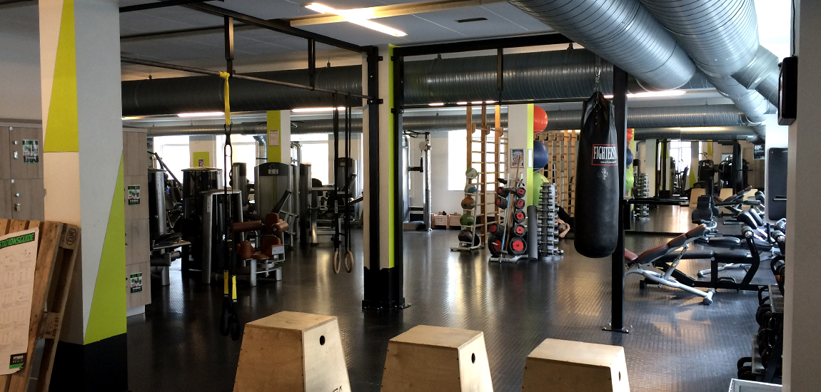fitness center aabenraa