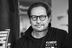 CEO - Steen Albrechtslund - Fitness World